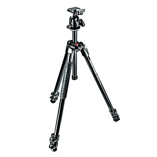 Manfrotto 290XTRAアルミ3段三脚+ボール雲台MK290XTA3-BH
