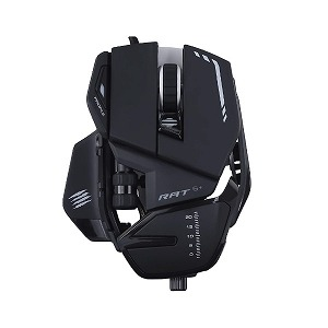 Mad 光学式マウス(有線) Catz R.A.T.6+ Optical Gaming Mouse MR04DCINBL000-0J