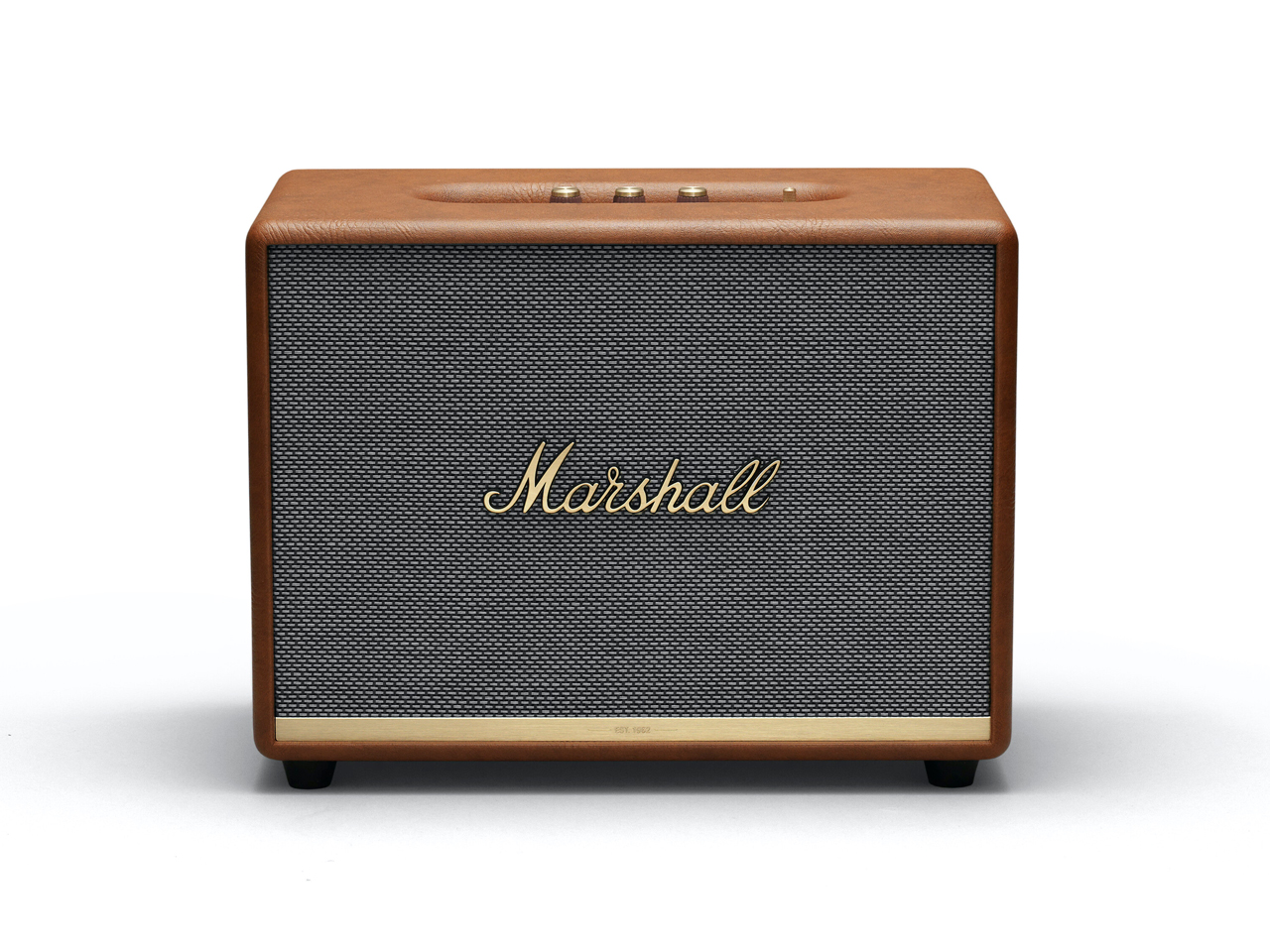 Bluetoothスピーカー Marshall Woburn II Brown:Your Style