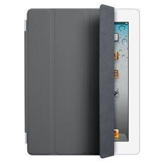 APPLEタブレットケース iPad Smart Cover MD306FE/Aグレー
