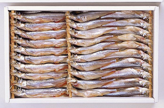 数量は多 多くの食材の中から吟味し厳選したもので お正月の食卓を飾るにふさわしい盛り合わせ 札幌中央卸売市場 北海道物産 北海道特産 産地直送 一級品 ししゃもBセット smtb-tk 正規販売店 smtb-TK 北海道限定 ギフト 02P25Oct14