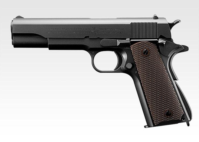 【送料無料!】 東京マルイ ガスブローバックガン M1911A1 コルトガバメント
