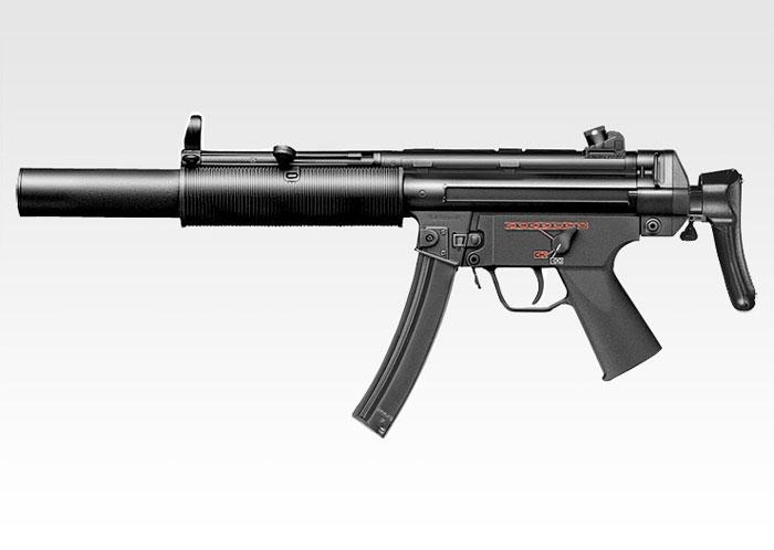 【送料無料!】 東京マルイ スタンダード電動ガン H&K MP5 SD6