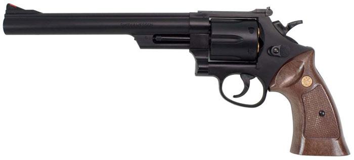 クラウンモデル No.13527 S&W M29 .44マグナム 8インチ ブラック