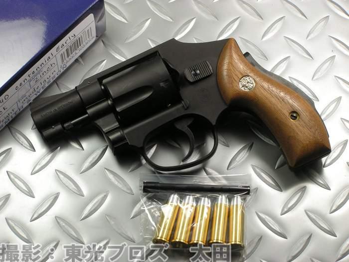 【送料無料!】 タナカワークス 発火モデルガン S&W M40 センチニアル 2インチ 1966 アーリーモデル ヘビーウェイト