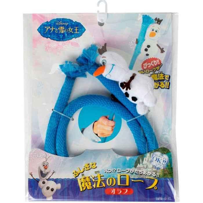 手品 マジックシリーズ ディズニー アナと雪の女王 魔法のロープ オラフ M11647【Disneyzone】