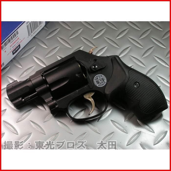 タナカ ガスガン S&W M&P360 .357マグナム 1-7/8インチ セラコートフィニッシュ