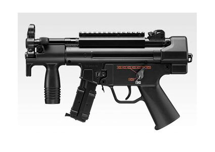 ファッションの 【送料無料!】 東京マルイ 電動ガン H&K MP5K MP5K HC HC H&K ハイサイクルカスタム, ヤマベグン:d382152f --- canoncity.azurewebsites.net