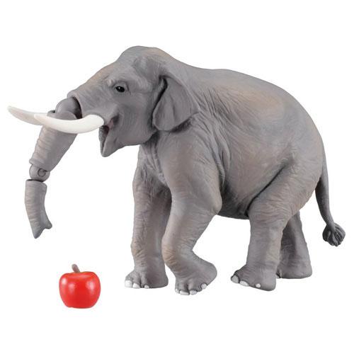 高品質 アニア 全商品オープニング価格 AS-33 アジアゾウ 動物 ぞう 象 タカラトミー どうぶつフィギュア アニマルアドベンチャー 人形