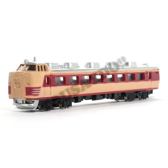 トレーン No.3 485系特急電車 供え Nゲージダイキャストモデル 全品ポイント5倍 電車 鉄道模型 即日出荷 Nゲージダイキャストスケールモデル