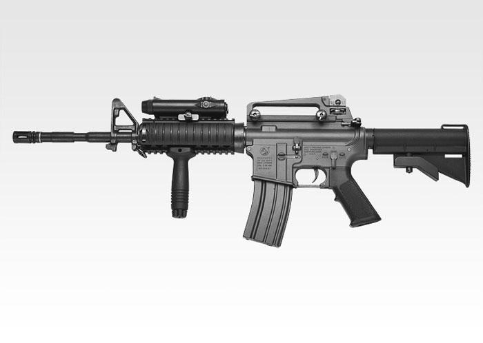 【送料無料!】 東京マルイ スタンダード電動ガン M4A1 リスバージョン 【18才以上用 アメリカ軍制式採用カービン銃 COLT M4A1 R.I.S.レイルインターフェイスシステム】