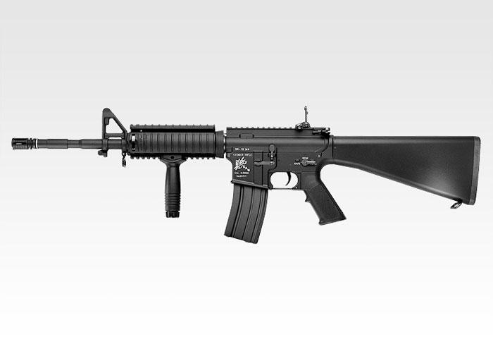 【送料無料!】 東京マルイ スタンダード電動ガン ナイツSR-16 M4カービン 【18才以上用 ストーナーズ・ライフル Knight's SR-16 M4 Carbine ナイツ・アーマメント社】