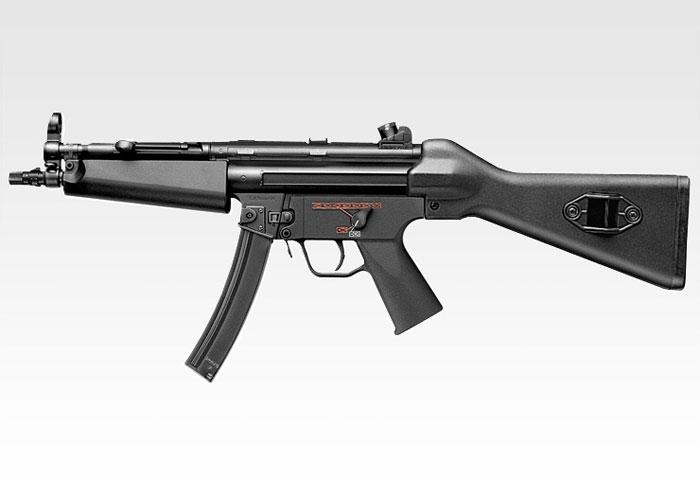 【送料無料!】 東京マルイ スタンダード電動ガン H&K MP5A4 【18才以上用 ヘッケラー&コック サブマシンガン SEALsモデル 固定ストック】