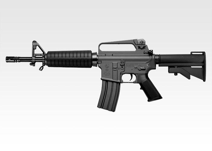 【送料無料!】 東京マルイ スタンダード電動ガン コルトM733 コマンド 【18才以上用 Colt M733 Commando デルタフォース】