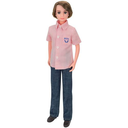 リカちゃん LD-20 やさしいパパ 2015年発売版 ドールシリーズ 買収 父親 タカラトミー 送料無料 人形本体 おとうさん お父さん 予約 着せ替え人形
