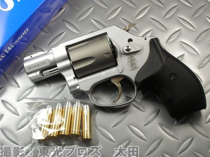 【送料無料!】 タナカワークス 発火モデルガン S&W M360 SC (スカンジウム).357マグナム 1-7/8インチ セラコートフィニッシュ 【scandium スミス&ウエッソン】