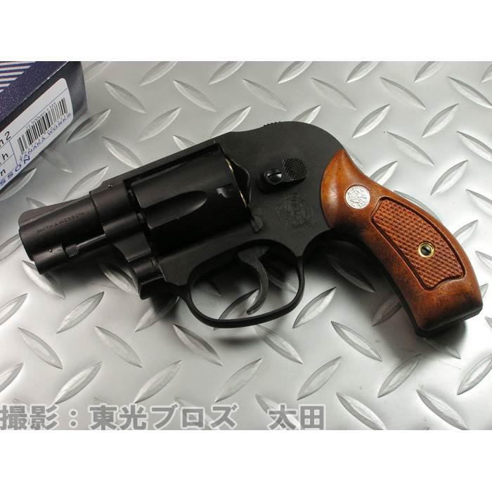 【送料無料!】 タナカ ガスガン S&W M49 ボディガード 2インチ ヘビーウェイト HW バージョン2