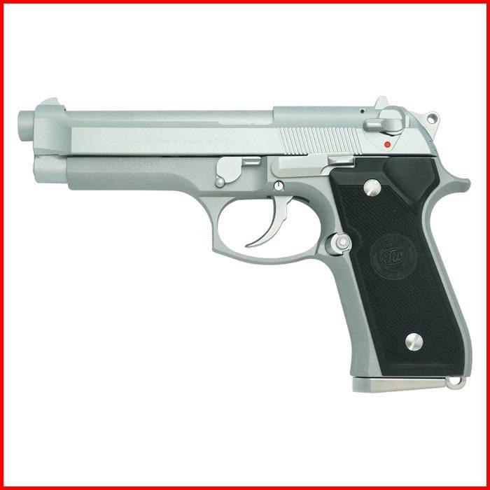 【送料無料!】 タナカ 発火モデルガン M92F INOX Evolution HP エボリューション ハイパフォーマンス セラコート ステンレスフィニッシュ