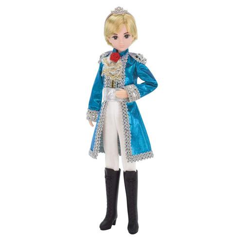リカちゃん ゆめみるお姫さま [正規販売店] あこがれの王子さまハルトくん 憧れの王子様 はるとくん 新商品 新型 はると君 リカちゃん人形本体 ボーイフレンド 送料無料 着せ替え人形 ドールシリーズ