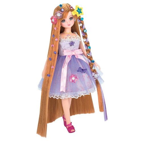 送料無料 リカちゃん ジュエルアップ かれんちゃん ドールシリーズ 着せ替え人形 カレンちゃん ジュエルシール デコレーション 大幅にプライスダウン 新色追加 リカちゃん人形本体 ドレス