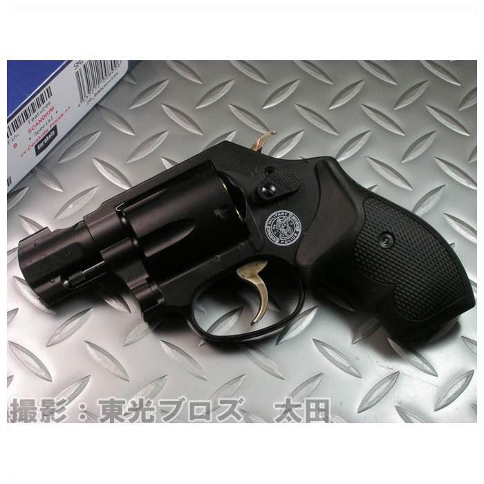 【送料無料!】 タナカ ガスガン S&W M&P360 .357マグナム 1-7/8インチ セラコートフィニッシュ