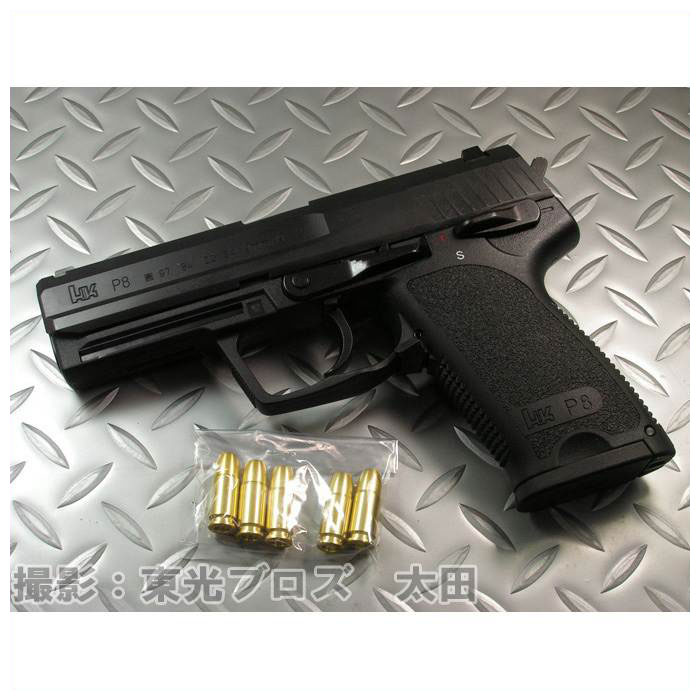 【送料無料!】 タナカ 発火モデルガン H&K P8 Evolution HP エボリューション ハイパフォーマンス