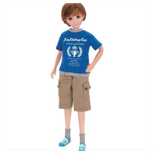 リカちゃん LD-18 ボーイフレンド はるとくん ドールシリーズ 男の子 タカラトミー 着せ替え人形 新発売 送料無料 少年 人形本体 価格