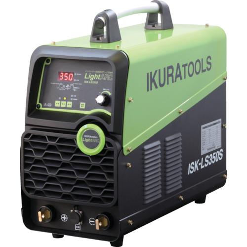 溶接機 溶接機 直流溶接機 直流溶接機 200V【送料無料、最安値に挑戦】 イクラ 直流インバーター溶接機 ライトアーク ISK-LS350S ISK-LS350S, アズマチョウ:21d36a6f --- sunward.msk.ru