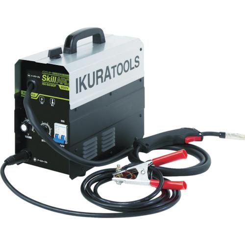 育良精機 インバーター制御直流ノンガス半自動溶接機 スキルアーク ISK-SA120P