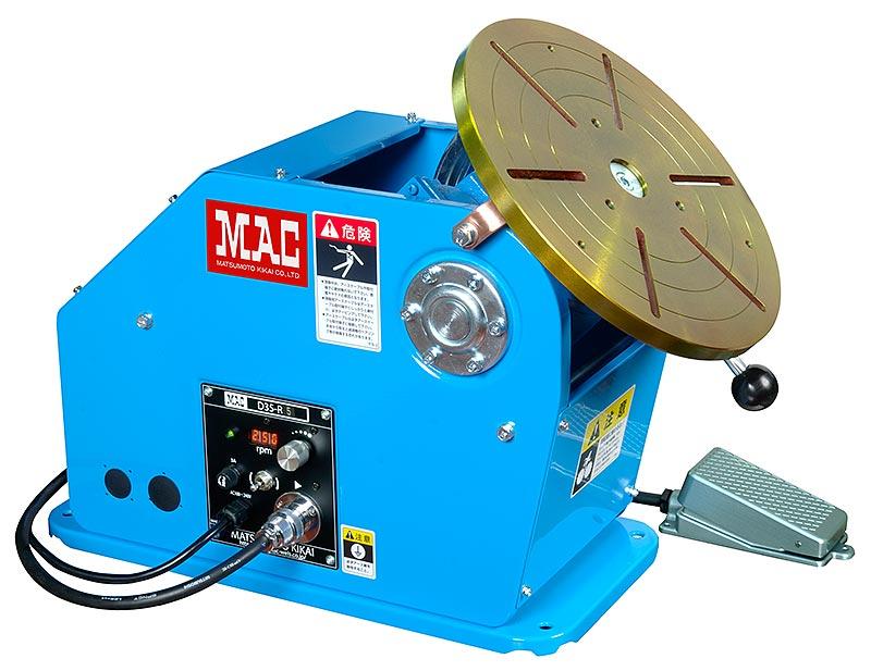 マツモト機械 小型ポジショナー(本体のみ) PS-1X-5(低速タイプ)