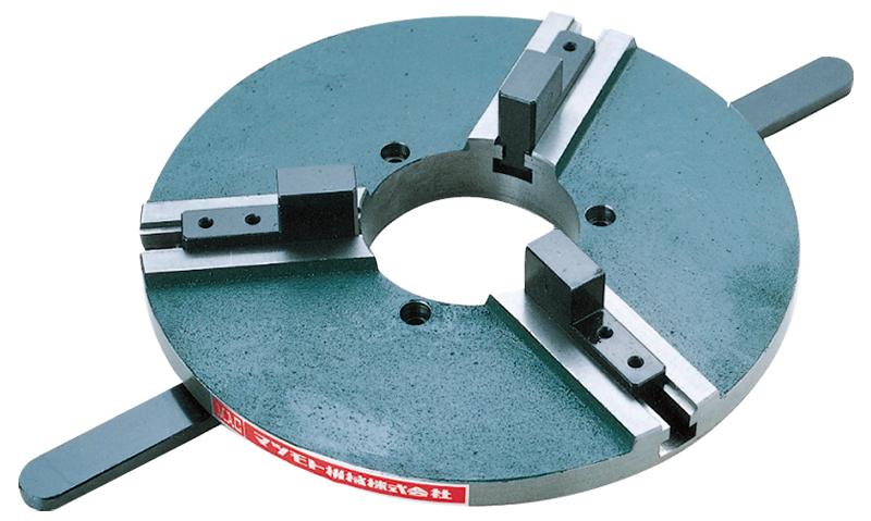 溶接チャック マツモト機械 小型ポジショナー用溶接チャック WP-300