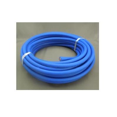 富士電線 溶接用電源ケーブル(キャプタイヤ) Fロン(青) 22sq 20M