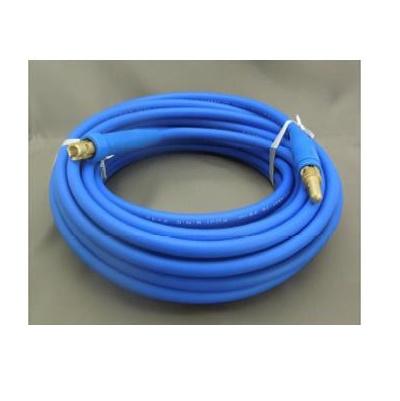 富士電線 溶接用電源ケーブル(キャプタイヤ) Fロン(青) 38sqケーブルジョイントJA300オスメスセット 10M