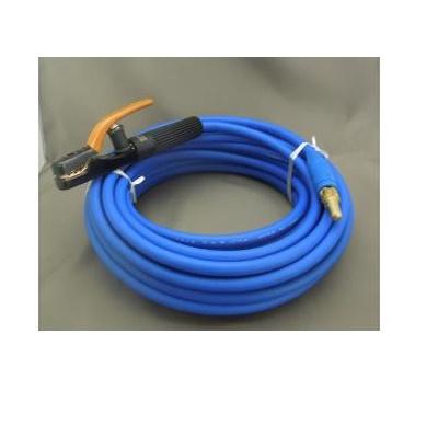 キャプタイヤケーブル 富士電線 溶接用電源ケーブル(キャプタイヤ)Fロン(青)38sq 三立電器ケーブルジョイントJA300オス+三立電器溶接棒ホルダーS300 30M