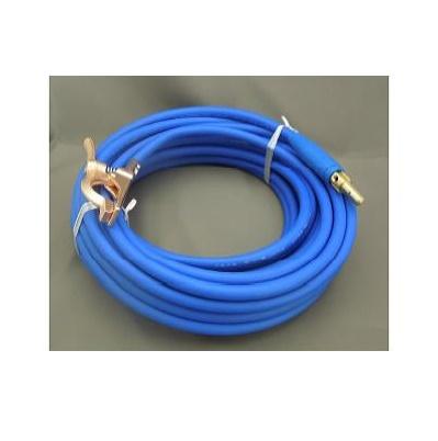 富士電線 溶接用電源ケーブル(キャプタイヤ) ホルダータイプFロン(青) 22sqケーブルジョイントJA300オス+アースクリップM300 30M