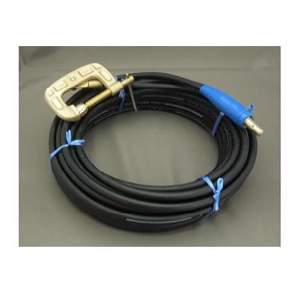 延長用アースケーブル(60sq+ケーブルジョイントJA-500オス+EB500) 10M
