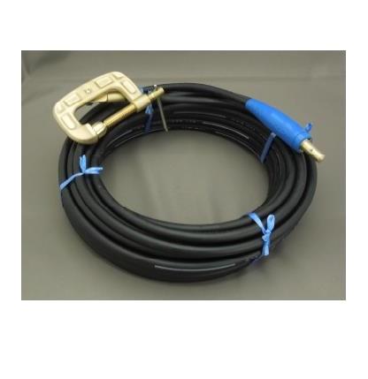 延長用アースケーブル(60sq+ケーブルジョイントJA-500オス+EB500) 20M