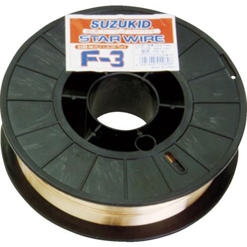 【送料無料、最安値に挑戦】スター電器製造 スズキッド(SUZUKID) ソリッドアルミ用溶接ワイヤ PF-91 0.8mm*2kg