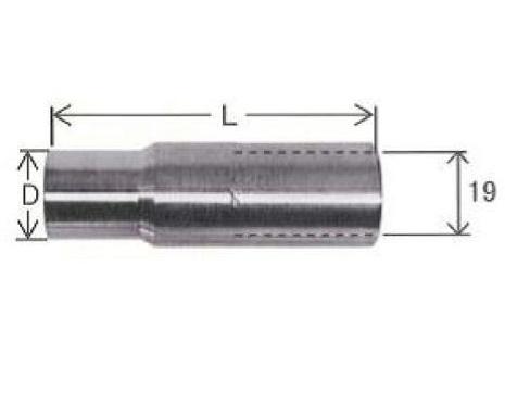 ダイヘン CO2溶接用ノズル 5個入り U2437J03