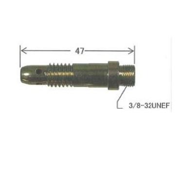 ダイヘン TIG溶接用コレットボディ H81C07(3.2mm) 5個入り
