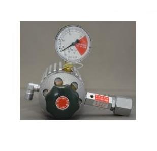 ユタカ 炭酸ガス用調整器(ノーヒーター式) NP-201