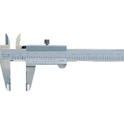 ミツトヨ M型標準ノギス(外側測定面超硬チップ付) N20W