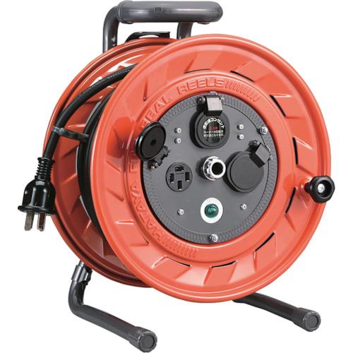 コードリール ハタヤ 電工ドラム AP型 三相200V型コードリール 30M AP-302M アース付