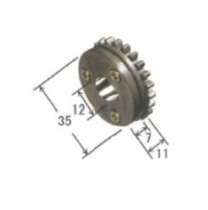 ダイヘン 希少 送給ロール 1.4mm 市場店 期間限定 K1821P00 K1821P00を買うなら溶接用品の専門店