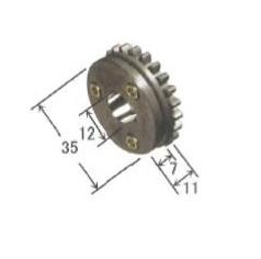 ダイヘン 送給ロール 1.2mm お中元 ストア 市場店 K1821Q00 K1821Q00を買うなら溶接用品の専門店