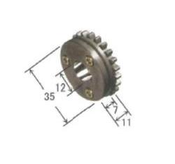 ダイヘン 送給ロール(1.0mm) K1821V00