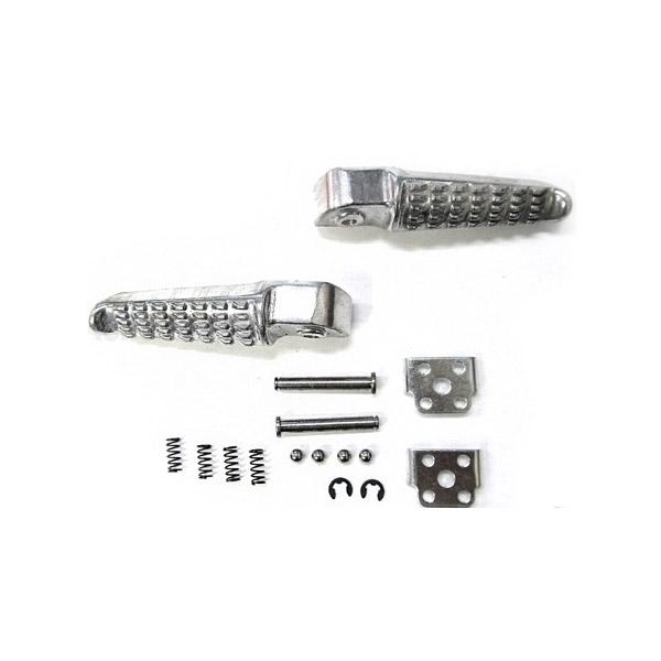 安全 専門店 ドレスアップパーツ カスタム 簡単 DIY カー用品 タンデムステップ 左右 ゼファー1100 ZRX400 安い 激安 プチプラ 高品質 ゼファー750 ZRX1100 χ ZZ-R1100 バリオス ゼファー400