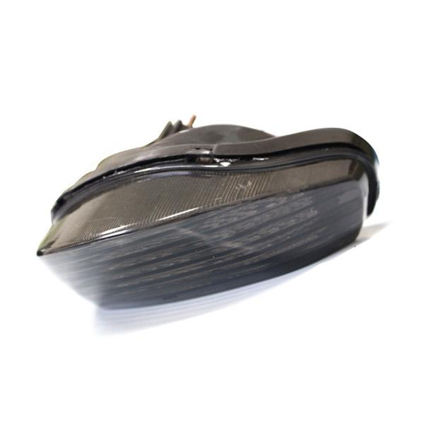 専門店 ドレスアップパーツ カスタム 簡単 即出荷 DIY カー用品 ZX-12R 00-06 LED ZX12R セットアップ ブレーキ テール テールランプ リア ウィンカー スモーク ウインカー