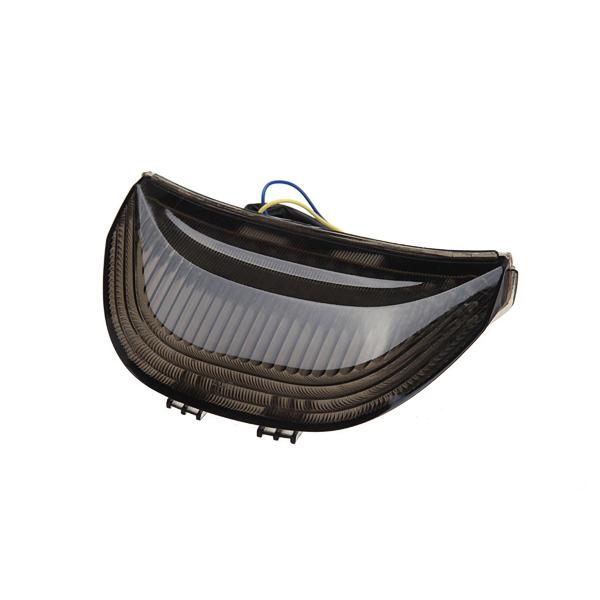 専門店 ドレスアップパーツ カスタム 簡単 DIY カー用品 CBR1000RR SC57 割引も実施中 03-06 04-07 スモーク LED テールランプ 安心と信頼 CBR600RR PC37