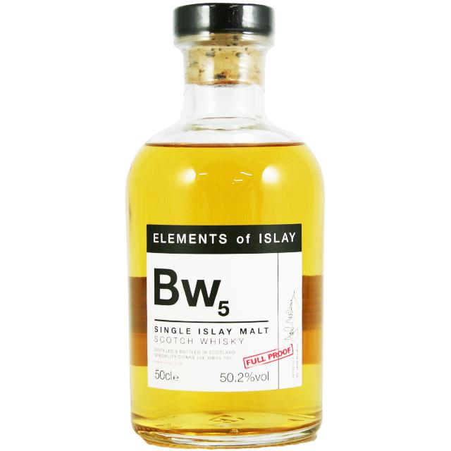 【1995年と96年の樽をヴァッティング!歴代の『Bw』の中で最高!】ボウモア (19年) エレメンツオブアイラ Bw5 50.2% 500ml